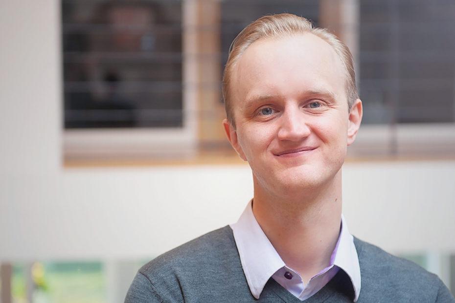 Robert Armerö, VD på Prodelox